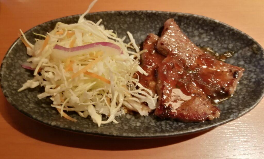 和食さと 牛ロースステーキ